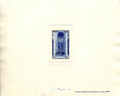 Epreuve De Luxe Cathédrâle De Beauvais Timbre N°666 - Prove Di Lusso