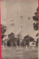 Carte MAXIMUM SCOUT JAMBOREE 1947 - MOISSON - 9 - Porte De L'Aquitaine - CAD 17/VIII/1947 JAMBOREE DE LA PAIX - 1940-49