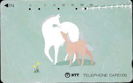 Télécarte N.T.T. - Telecom Operators