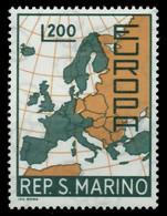 SAN MARINO 1967 Nr 890 Postfrisch X9D152A - Unused Stamps