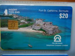 BERMUDA  USED CARDS  LANDSCAPES - Bermudas