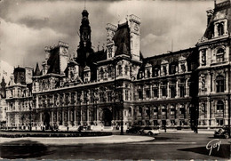 Paris L'hotel De Ville    CPM Ou CPSM - Other