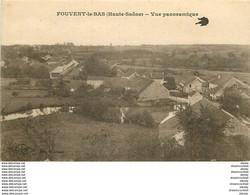 WW 70 FOUVENT-LE-BAS. Le Village - Otros Municipios