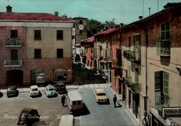 BORGO..RUE ROMA...CPSM GRAND FORMAT ANIMEE - Autres