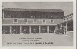 LISIEUX - BEURRES GAUTIER - Lisieux