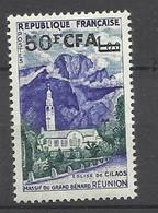 Réunion Poste   N°  352A      Cilaos     Neuf *  * TB =  MNH  VF   Soldé  à Moins De 20 %  ! ! ! - Unused Stamps