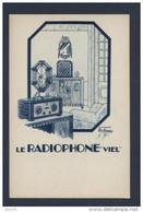 Le Radiophne Viel Rennes  Paris - Advertising