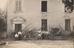 15  PIERREFORT  ??  CARTE PHOTO  Voir Au Dos Annotatioins  ( Trouve Dans Un Album De Famille Region Saint Flour) - Sonstige Gemeinden