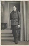 SOLDAT DU 152 E REGIMENT D INFANTERIE  LES DIABLES ROUGES           PHOTO  LE 29/ 11 /1941 - Regiments
