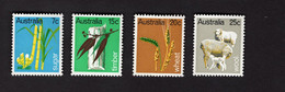 1127390008 1969 SCOTT 462 465 (XX)  POSTFRIS MINT NEVER HINGED POSTFRISCH EINWANDFREI -  PRIMARY INDUSTRIES - Unclassified