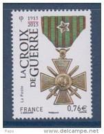 2015-N°4942** CROIX DE GUERRE - Unused Stamps