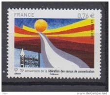 2015-N°4948** LIBERATION DES CAMPS DE CONCENTRATION - Unused Stamps
