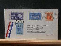 65/542B LETTRE   USA - Mahatma Gandhi