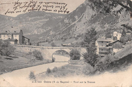 Châble Pont Sur La Dranse - VS Valais