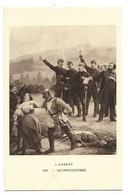 Musee De L'Armee Aubert 1871, Protestataire, L'Alsace Et La Lorraine, Rotes Kreuz - Red Cross