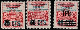 1937. * Edifil: ASTURIAS Y LEON NE 6/8. NO EMITIDA. Marquillas - Asturias & Leon