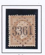GC 3361 SEIX ( Dept 8 ) S / N° 21 - 1849-1876: Periodo Classico