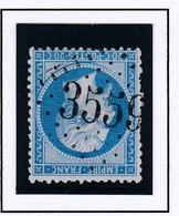 GC 3559 SAINTE-CROIX-VOLVESTRE ( Dept 8 ) S / N° 22 - 1849-1876: Periodo Classico