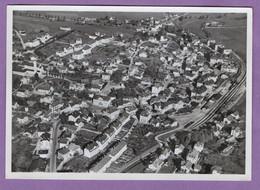 SUISSE  Tavannes  Canton De  Bern  -  Vue Village Aerienne  1957 - - BE Berne
