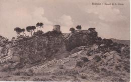 ALASSIO - RUDERI DI S. CROCE - FORMATO PICCOLO - NON VIAGGIATA - 096 - Other Cities
