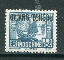 KOUANG TCHEOU- Y&T N°97- Neuf Avec Charnière * - Ungebraucht