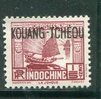 KOUANG TCHEOU- Y&T N°98- Neuf Avec Charnière * - Ungebraucht
