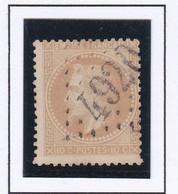 GC 4920 SAINT-YBARS ( Dept 8 ) S / N° 28 Indice Baudot S / L :18 Soit 340€ - 1849-1876: Periodo Classico