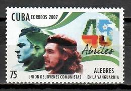Cuba 2007 / Che Guevara MNH / Cu11706  C1-2 - Nuevos