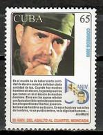 Cuba 2003 / Fidel Castro MNH / Cu11707  C1-6 - Nuevos