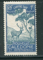 NOUVELLE CALEDONIE- Taxe Y&T N°36- Neuf Sans Gomme - Segnatasse