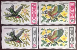 St Lucia 1969 Birds MNH - Sin Clasificación
