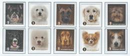 COB  4383/4392  (MNH) - Unused Stamps