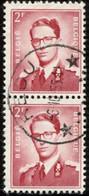 COB  925 (o) / Yvert Et Tellier N°  925 (o) Relais *Redu* - Postmarks With Stars