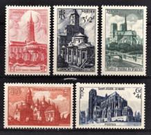 FRANCE 1947 - SERIE NEUFS** / Y.T. N° 772 A 776 - /10 - Ungebraucht