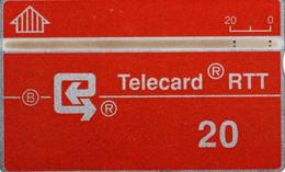 Télécarte R.T.T. - Telecom Operators