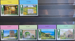 Guernsey 2010 MNH - 50th Anniversary Of The National Trust Of Guernsey - Guernesey