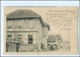 XX11679/ Illkirch Elsaß Wirtschaft Zum Goldenen Adler AK  - Elsass