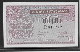 Laos - 1 Kip - Pick N°8 - NEUF - Laos