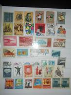 Chine Collection , 40 Timbres Obliteres - Sammlungen (ohne Album)