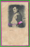CPA - Napoléon Waterloo - 1901 - Personnages Historiques