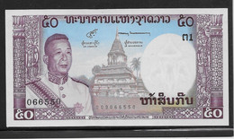 Laos - 50 Kip - Pick N°12 - NEUF - Laos