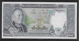 Laos - 5000 Kip - Pick N°19 - NEUF - Laos