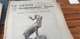 GRAND NORD 25/BEAUMONT HAMEL/ FAYOLLE HAIG /ETAPLES /PREMESQUES MONUMENT/TOURCOING MUSIQUE/MOULINS LILLE/GRENAY GYM - 1850 - 1899