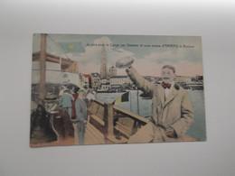 ANTWERPEN / ANVERS: Je Pars Pour Le Congo Par Steamer - BOOT - BATEAU - Paquebote