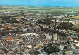 45 - Pithiviers - Vue Générale Aérienne - Au Centre, La Place Du Martroi Et L'église Saint Salomon Saint Grégoire - Pithiviers