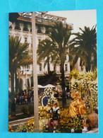 PHOTO  COULEUR  CARNAVAL  DE  NICE  1992  -  12,5 X 9,5 Cms. - Carnival