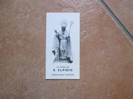 Ai Piedi S.ELPIDIO Preghiamo Insieme - Devotion Images