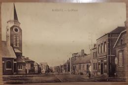 Carte Postale Maretz La Place - Altri Comuni