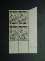 Maroc Yvert 193 Coin Daté 25.1.40 - Nuevos