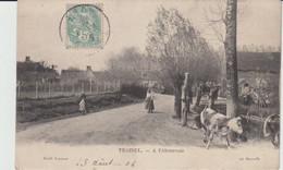 TRAINEL (10) - A L'Abreuvoir - Bon état - Otros Municipios